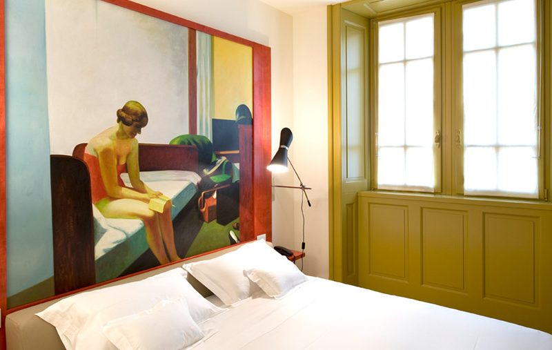 Doppia Deluxe – Camera da letto