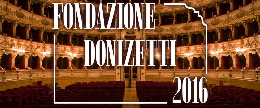 Festival donizettiano (23 novembre – 4 dicembre)