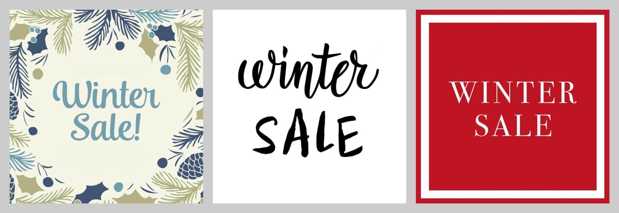 Winter Sales in Bergamo: 2019